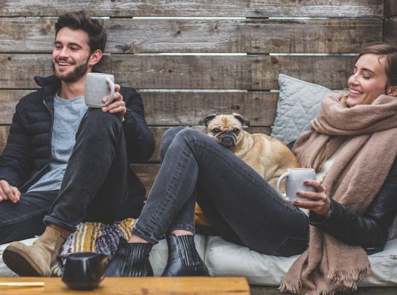 Gelukkig zijn met een hond